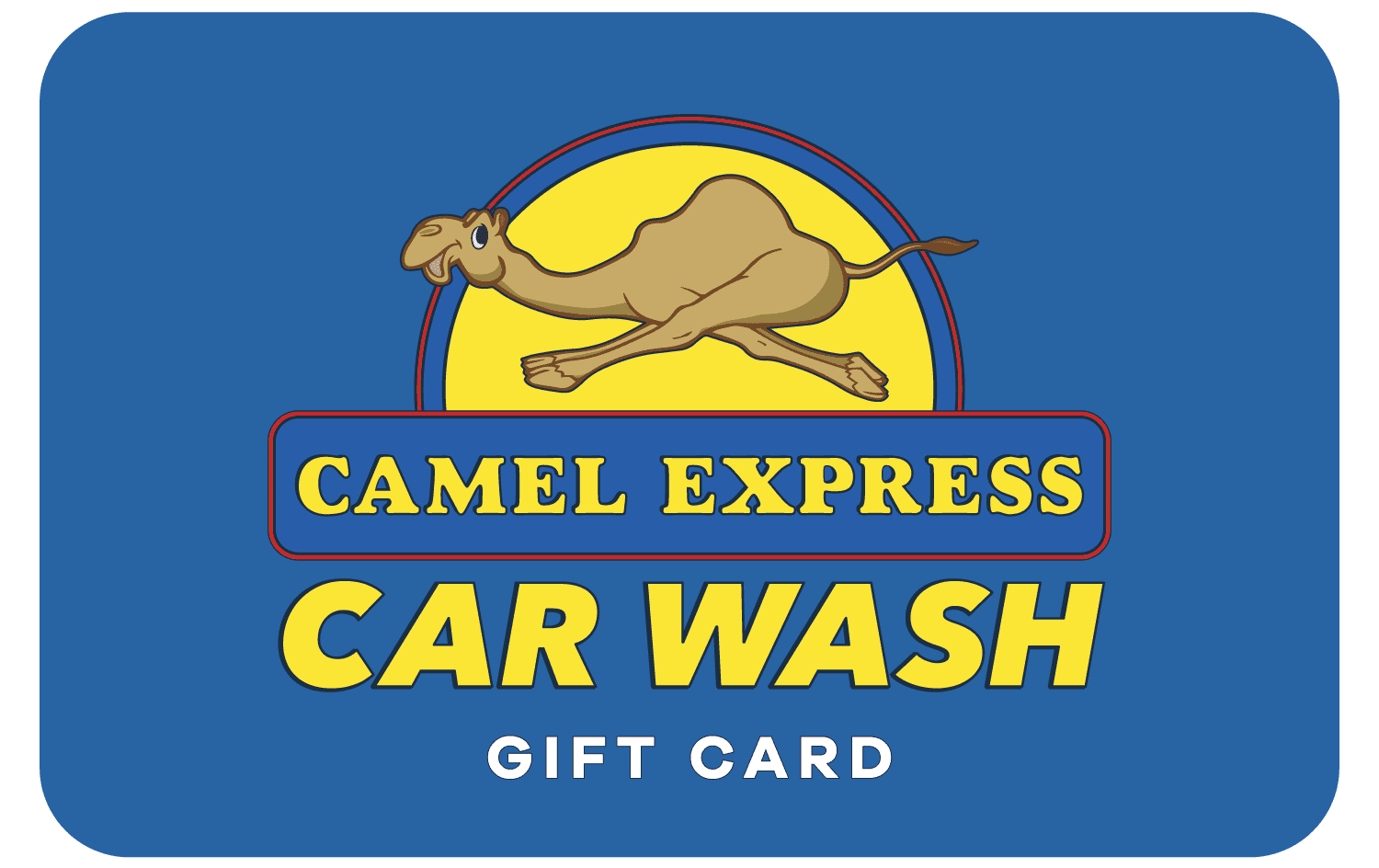 camel express gift card